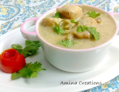 WHITE CHICKEN GRAVY