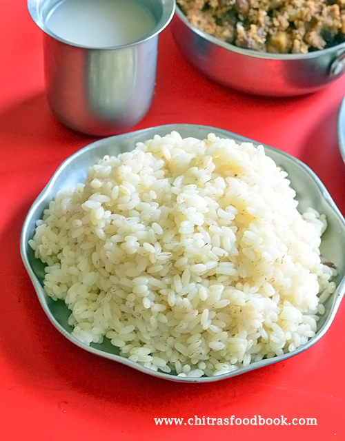 How To Cook Kerala Matta Rice In Pressure Cooker