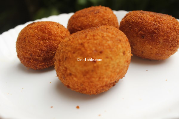 Banana Bread Balls Recipe – Quick & Easy Snack Recipe