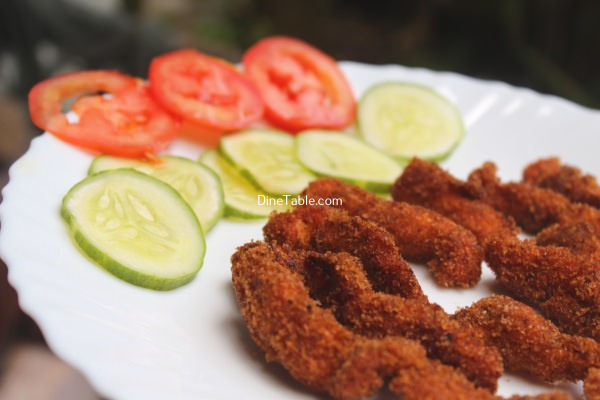 Spicy Chicken Strips Recipe – Easy & Delicious Chicken Recipe