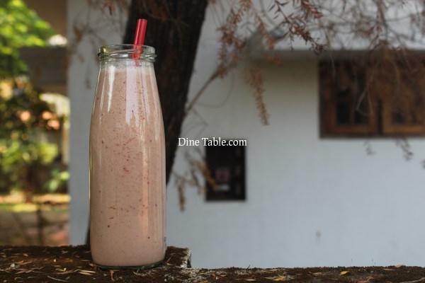 Strawberry Plum Smoothie Recipe – Refreshing Drink Recipe