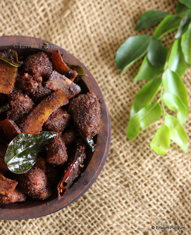 Nadan Beef Fry (Kerala Style)   Restaurant Style Beef Dry Fry (Step by Step Pics)