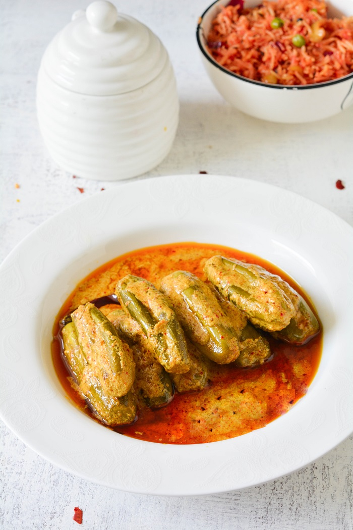 How To Make Doi Potol , Dahi Parwal Recipe