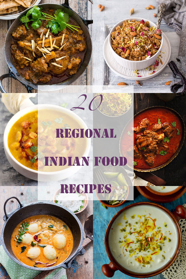 20 Traditional Indian Food Recipes