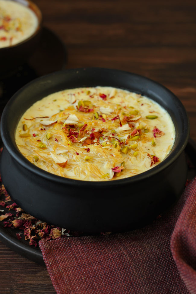 Sheer Khurma Recipe (Seviyan Kheer)