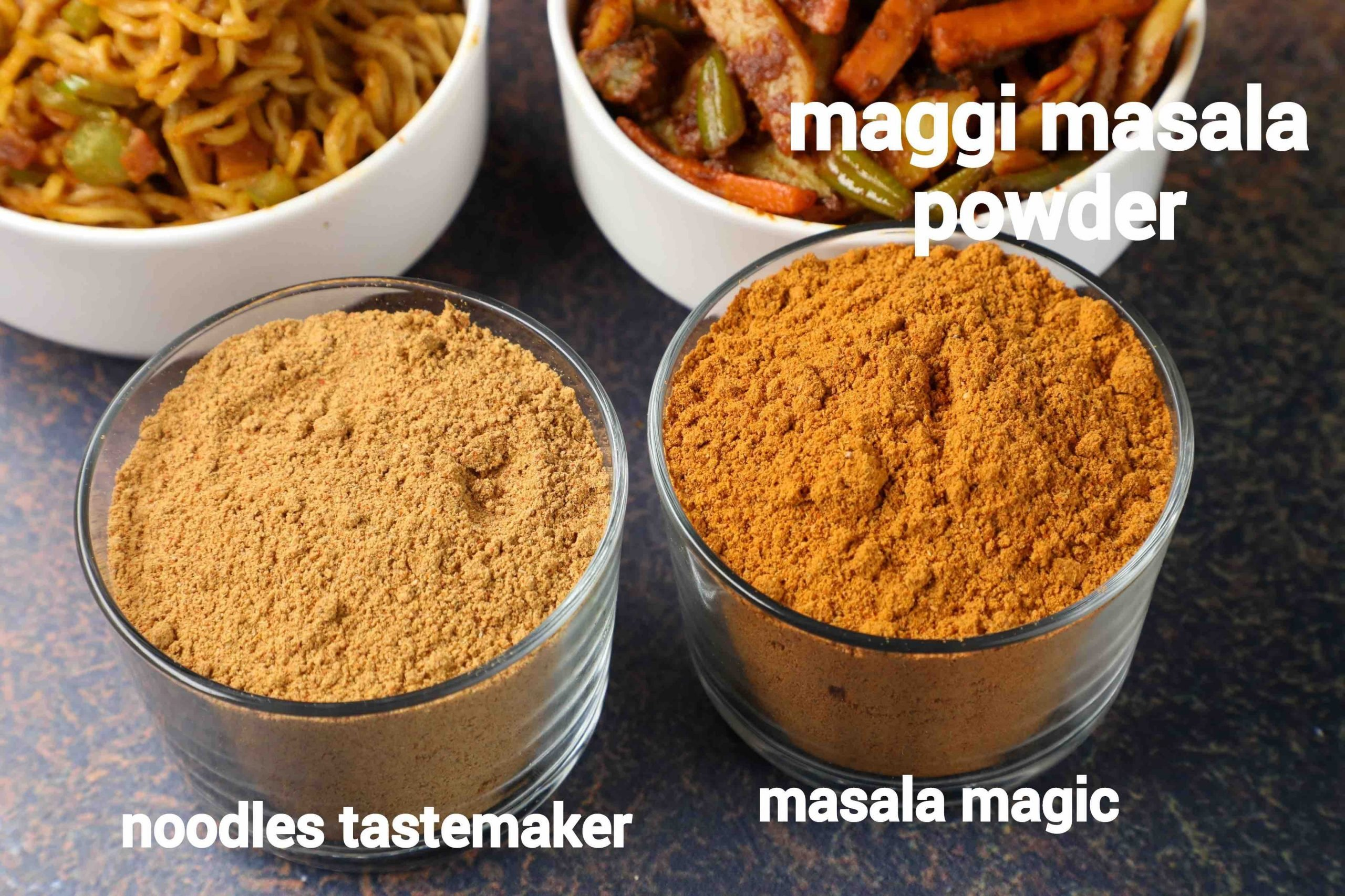 maggi masala powder recipe | maggi masala e magic | maggi masala magic