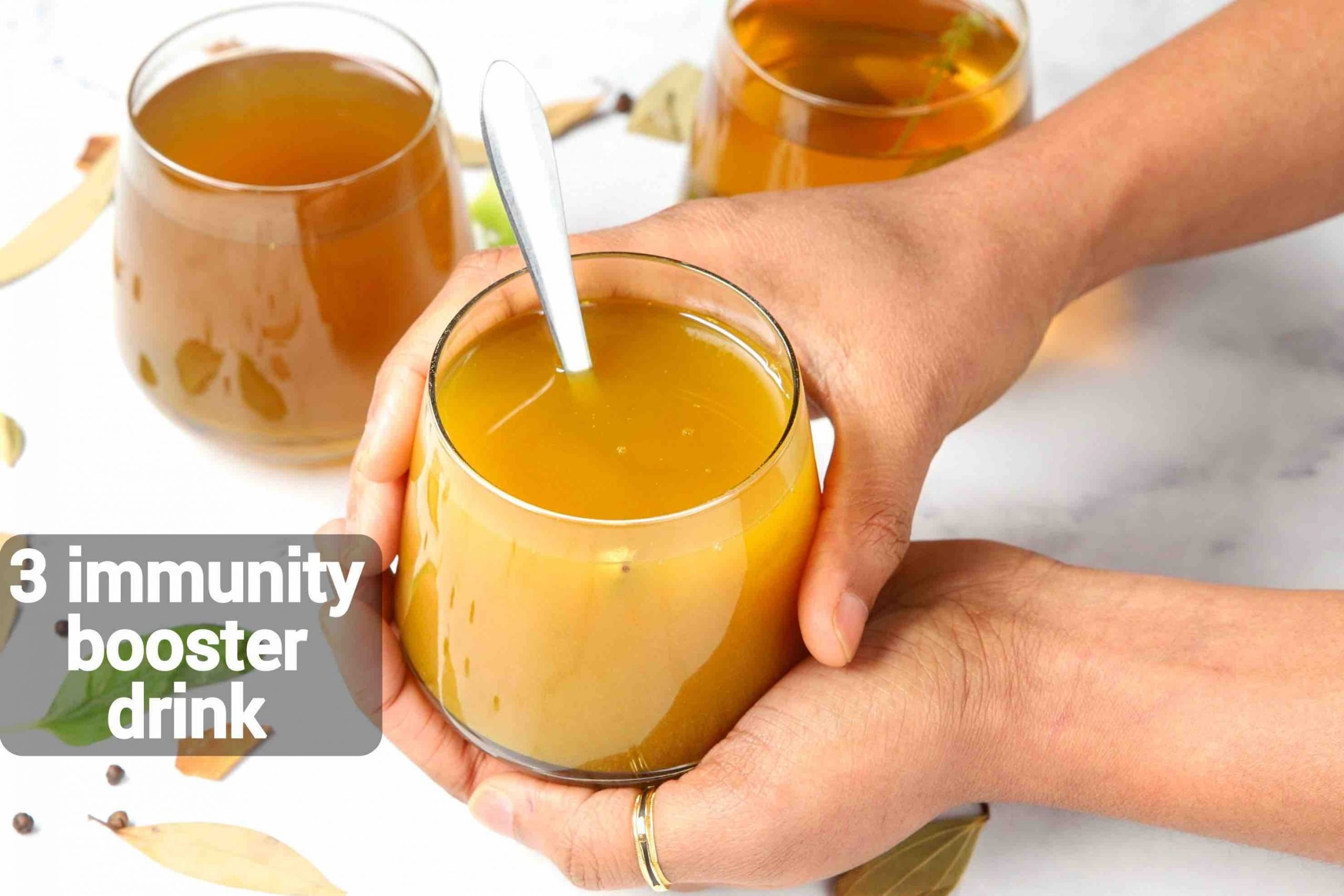immunity booster drink recipes | drinks to boost immune system | kadha drink recipes