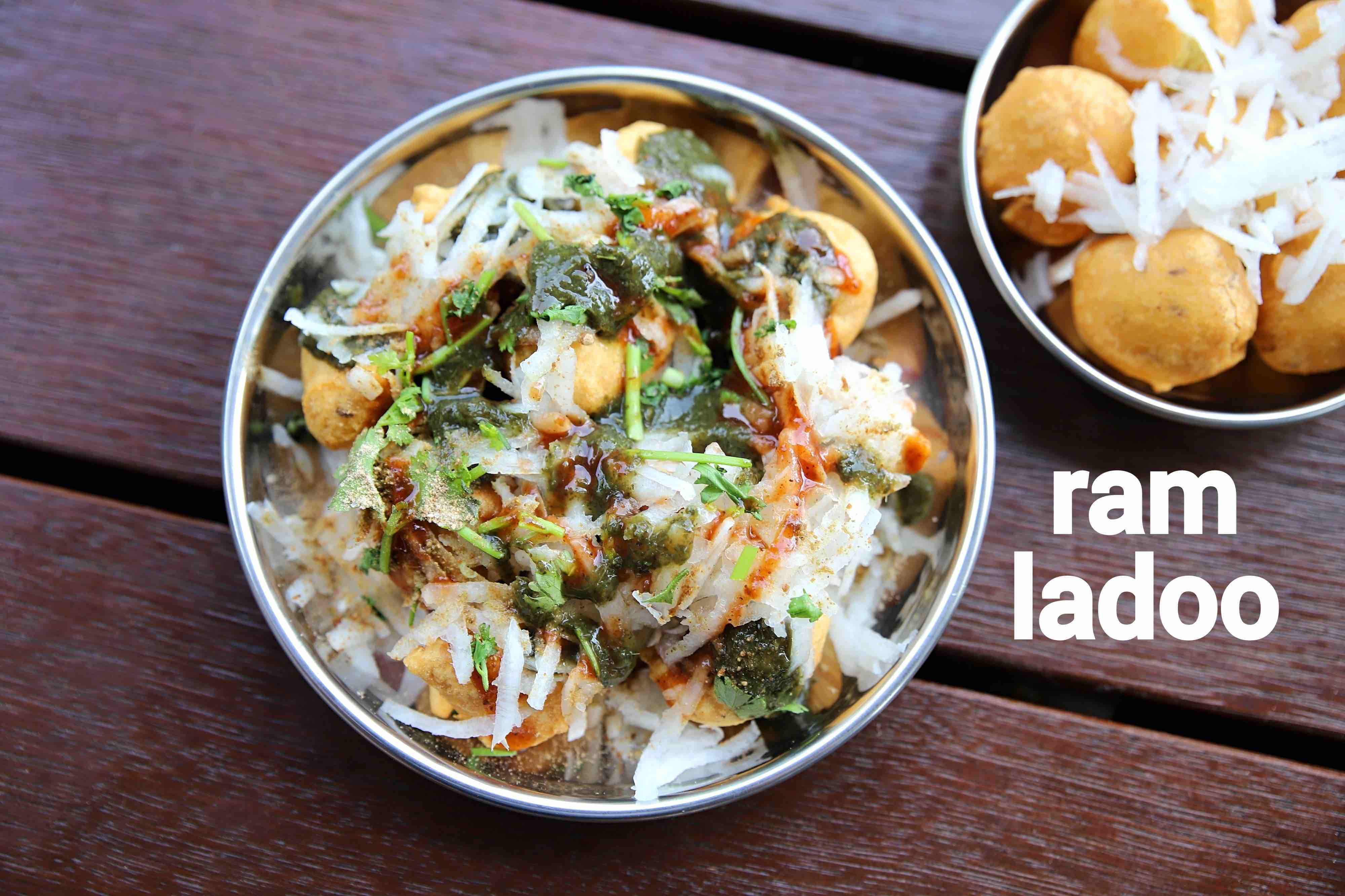 ram ladoo recipe | ram laddu recipe | ram laddu banane ki vidhi
