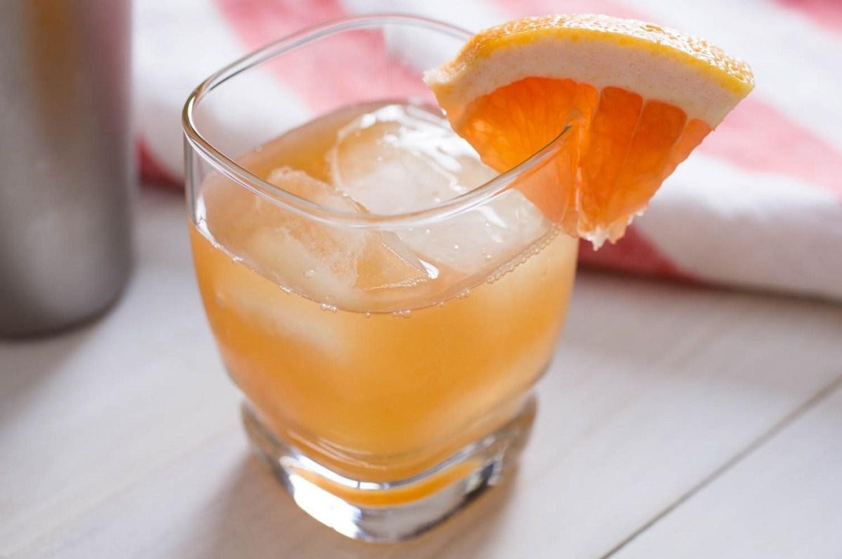 Blushing Betty Cocktail