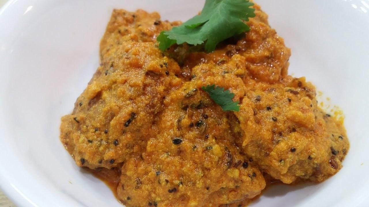 Achari Arbi Recipe