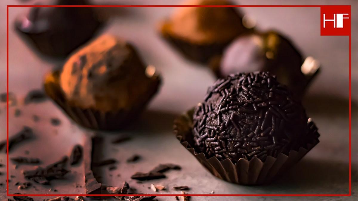Rum Truffles – A Boozy, No-Bake Dessert