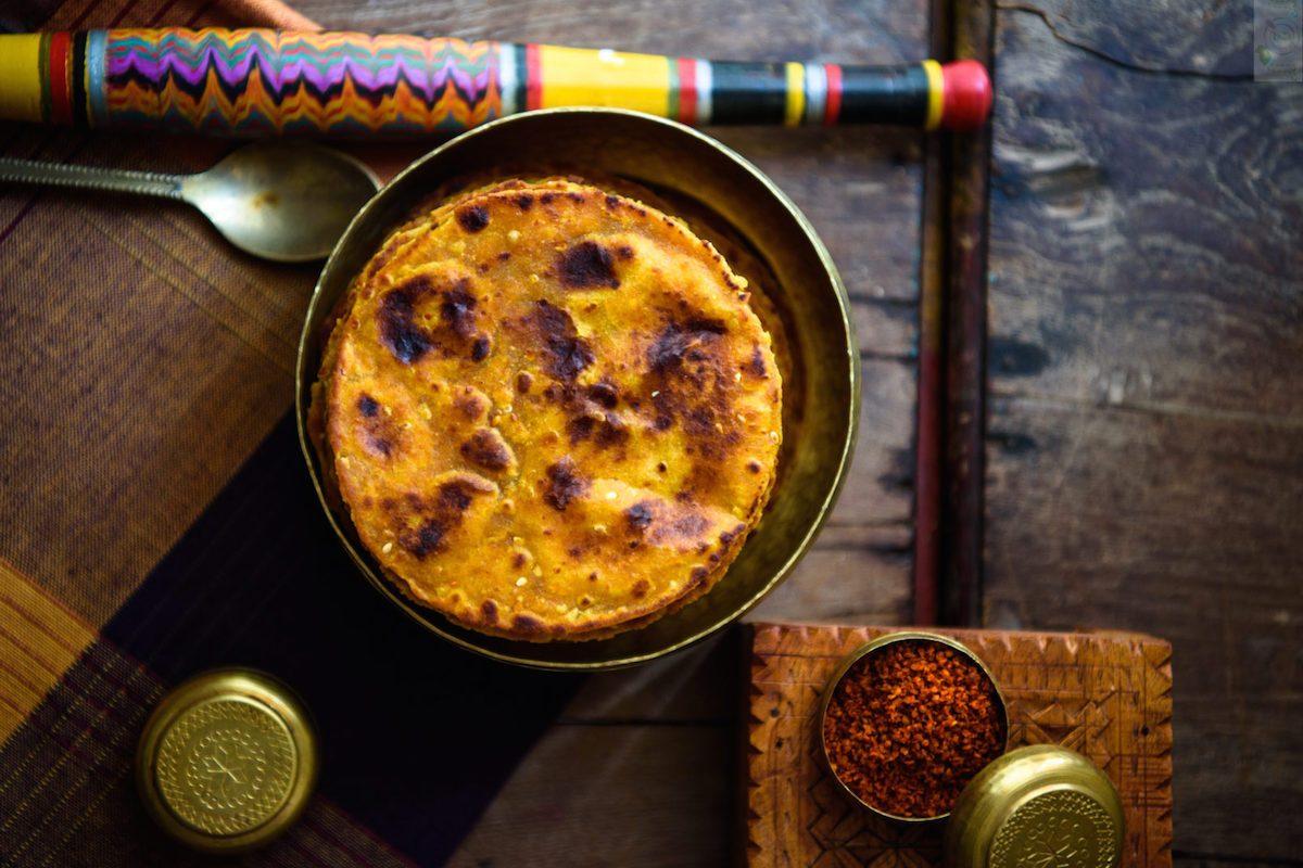 Thepla Recipe (Hindi)
