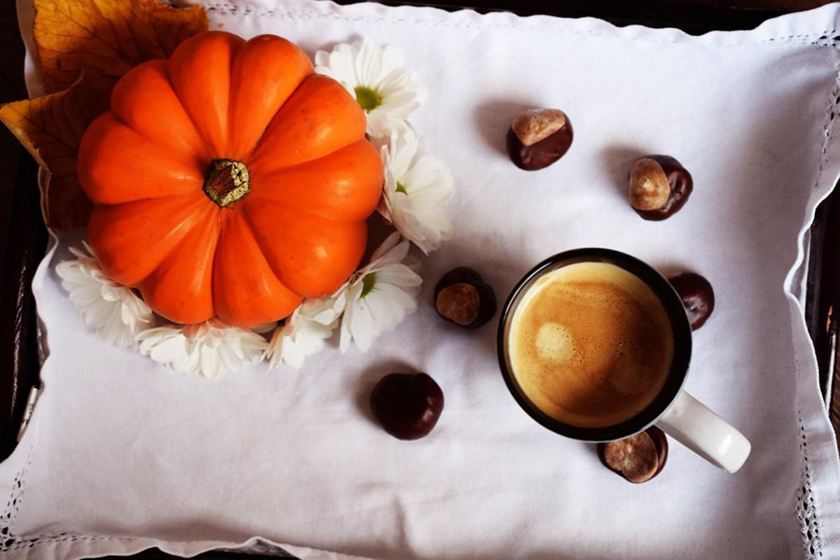 Tata Tea Pumpkin Chai Latte Recipe