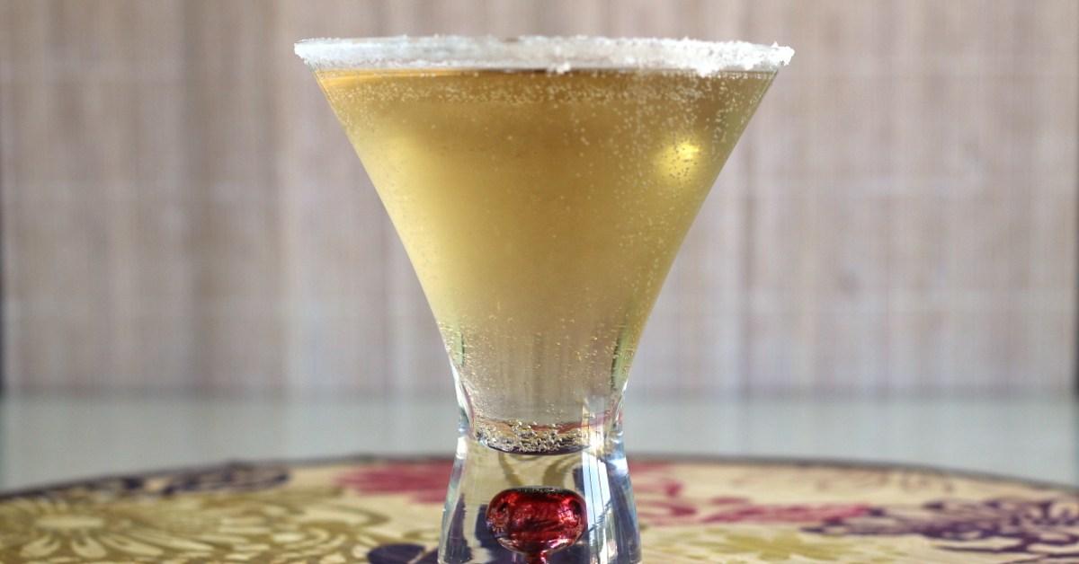 Caribou Martini