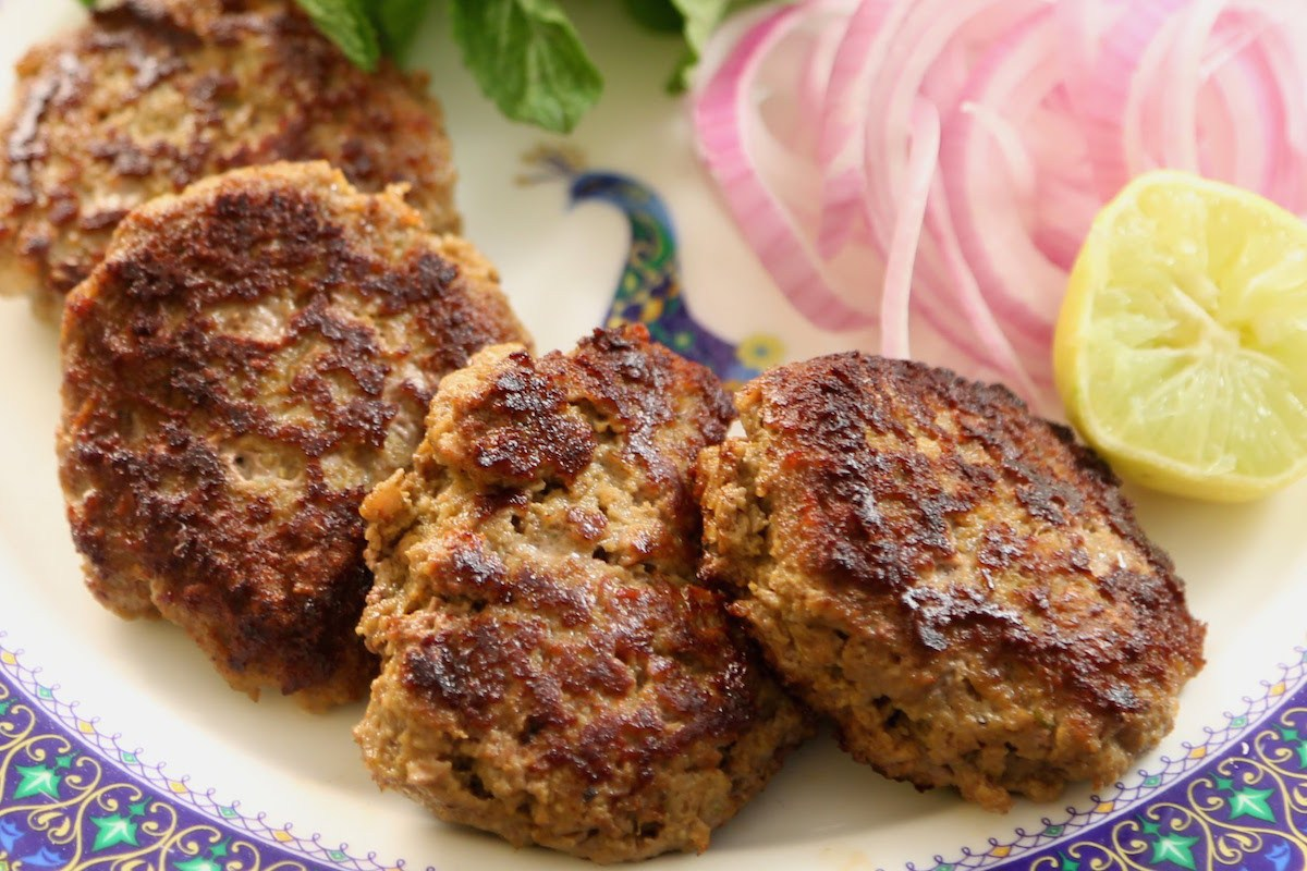 Chicken Galouti Kebab Recipe (Hindi)