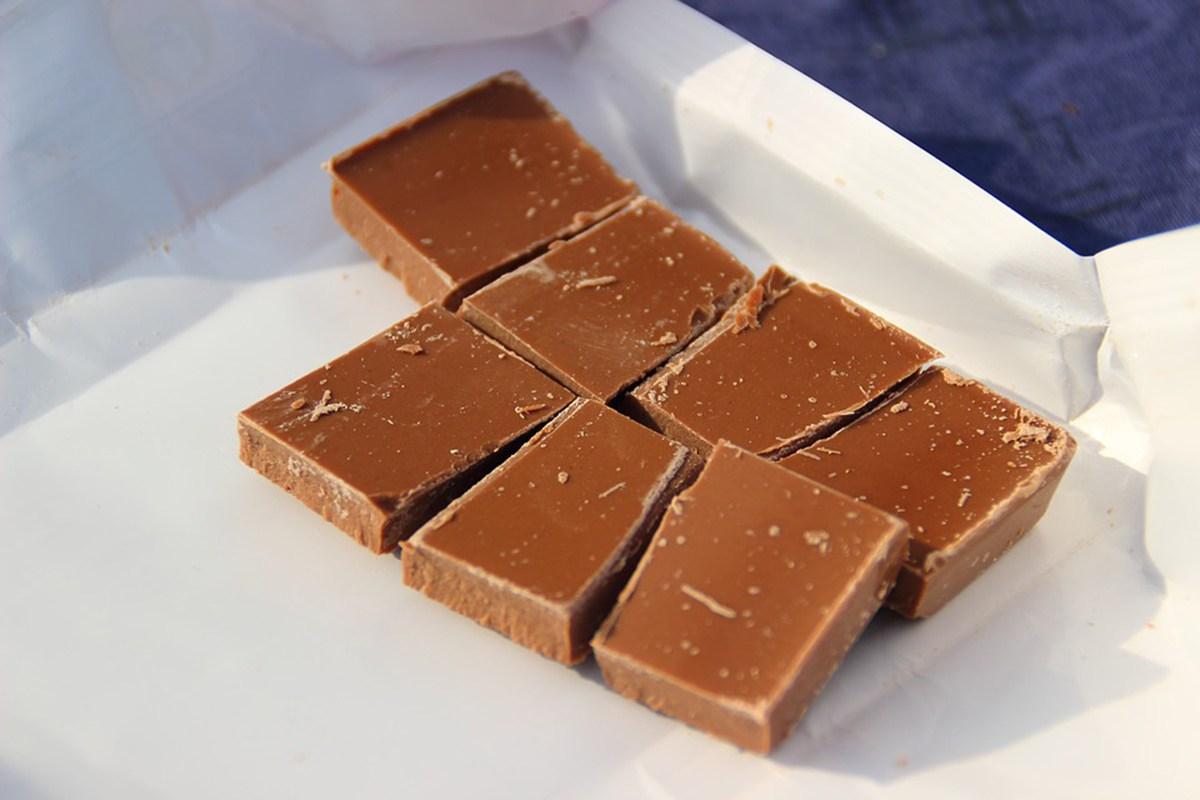 Cadbury Dairy Milk Chocolate Fruit Candy Recipe
