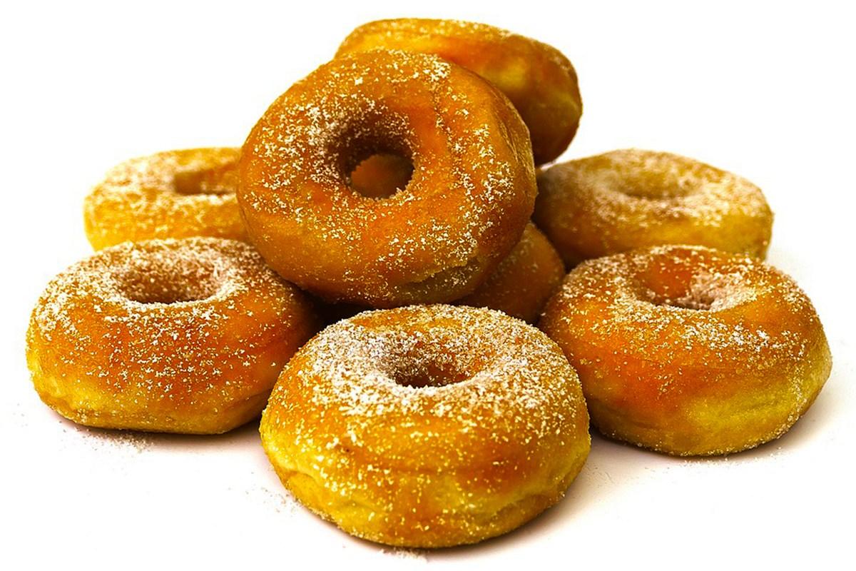 Krispy Kreme Copycat Glazed Doughnuts Recipe