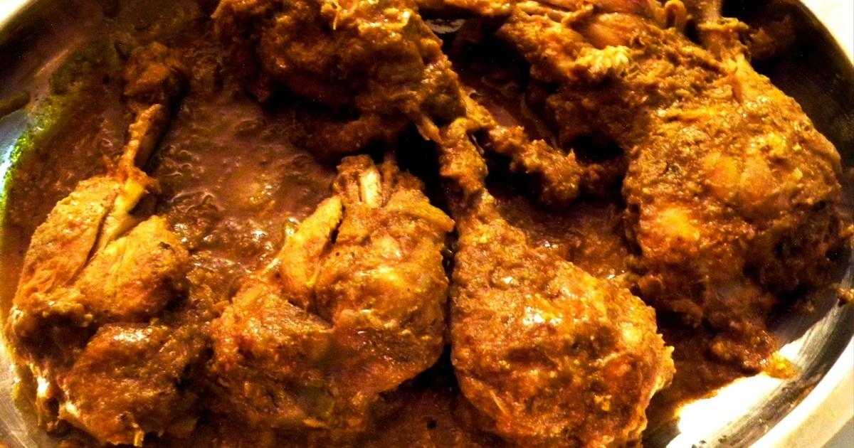 Shahi Chicken Chaap Recipe (Hindi)