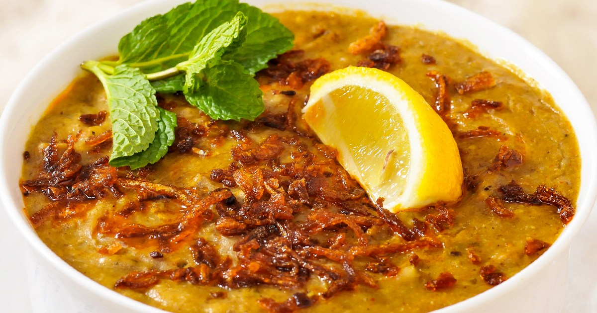 Little Things Haleem Recipe