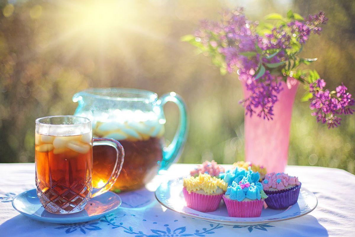 House Of Cards Peach Iced Tea Recipe