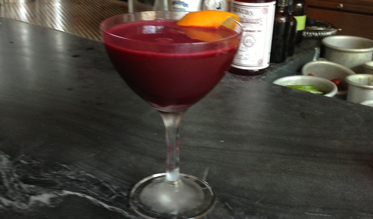 Cure All Cocktail