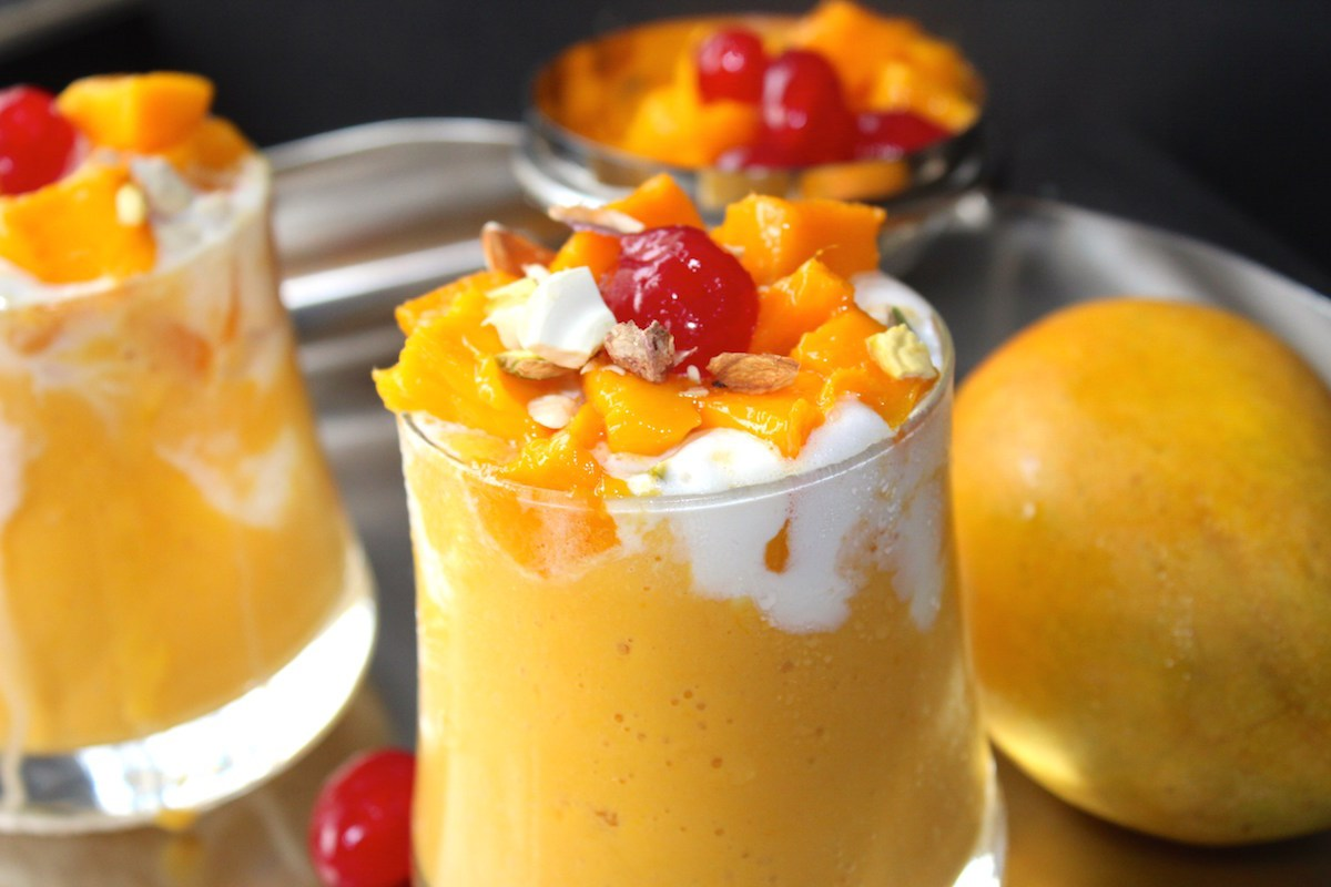 Mango Mastani Recipe (Hindi)