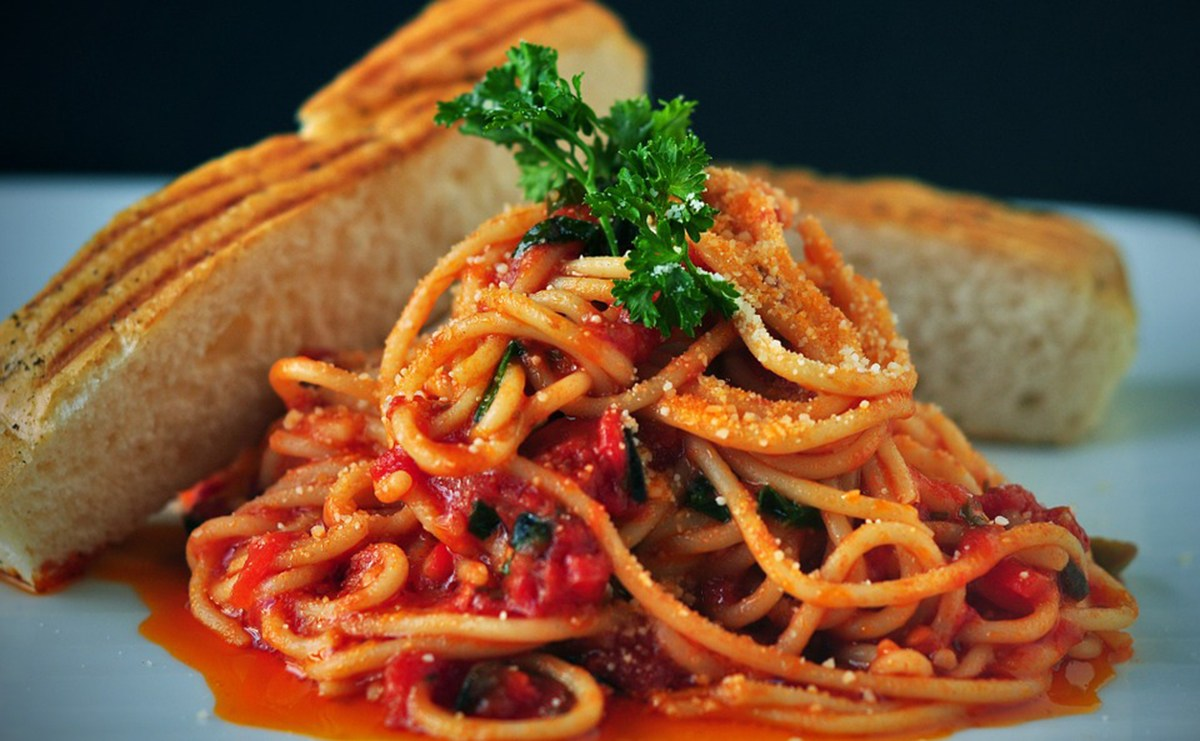 Mom TV Series Spaghetti Recipe