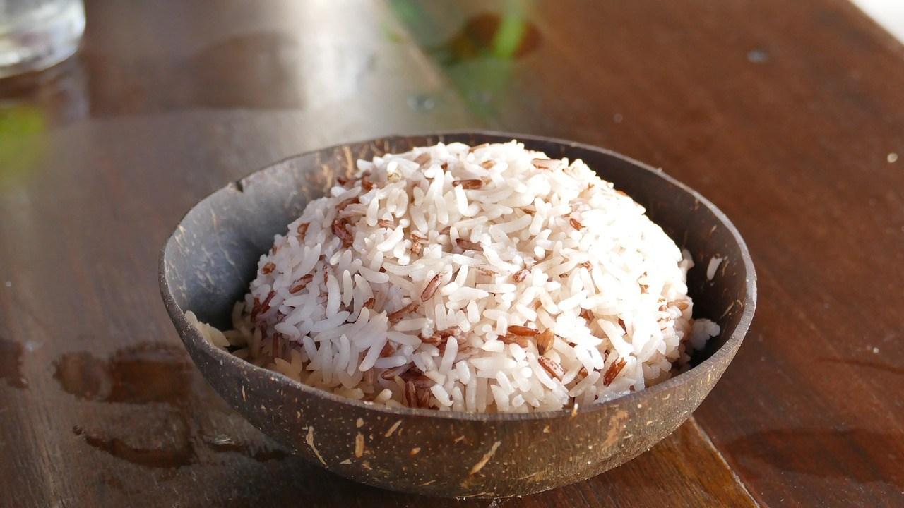 One Pot Coconut Rice Recipe
