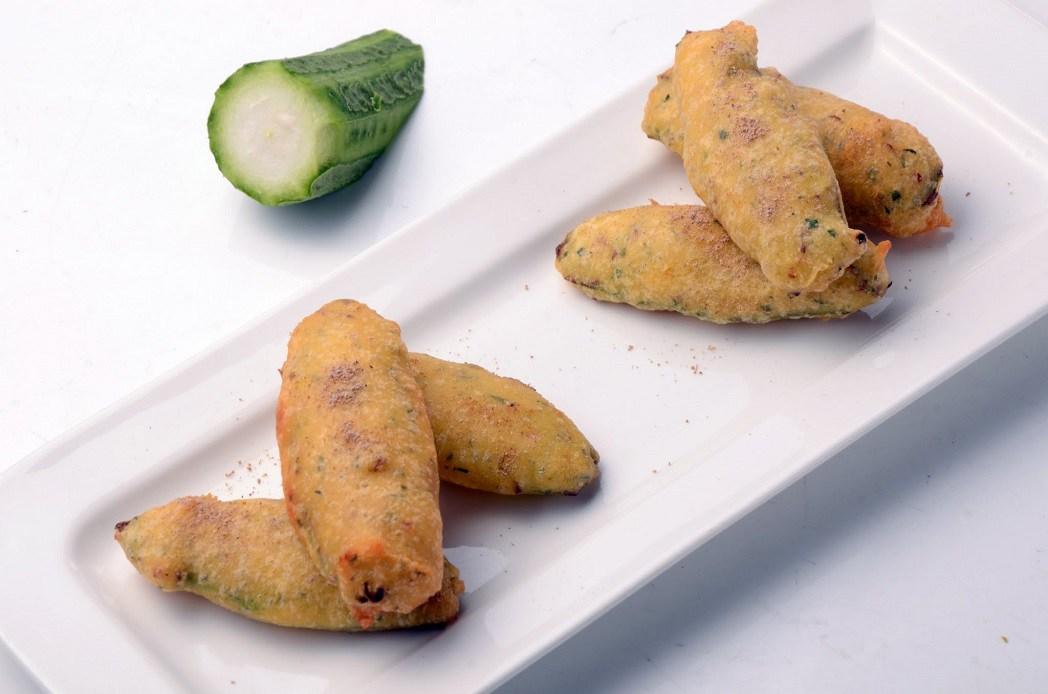 Ridge Gourd Bajji Recipe In Tamil