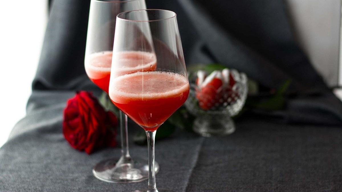 Rossini Cocktail