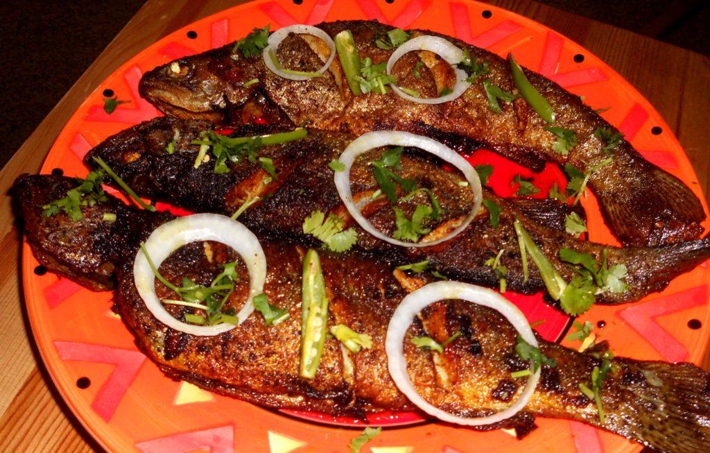 Masala Fish Fry Recipe In Tamil