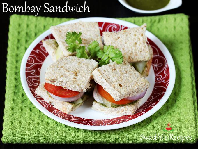 Bombay sandwich recipe | How to make bombay sandwich