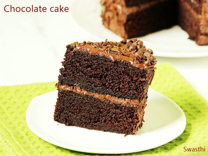 Chocolate cake recipe   How to make the best chocolate cake