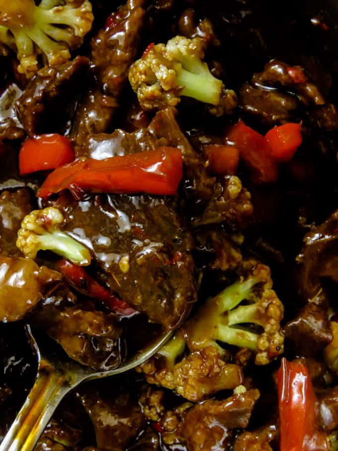 beef teriyaki stir-fry(quick and easy recipe)