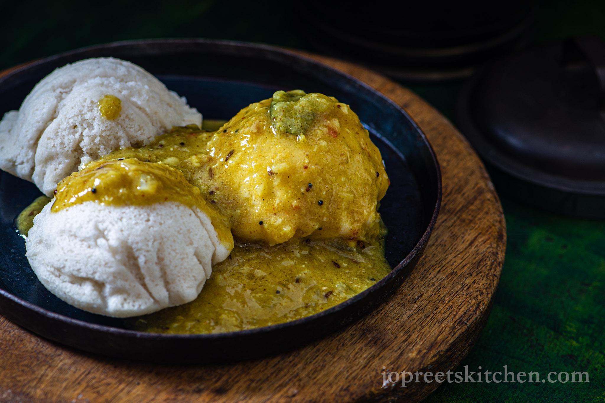 Tiffin Sambar Recipe | Hotel Tiffin Sambar