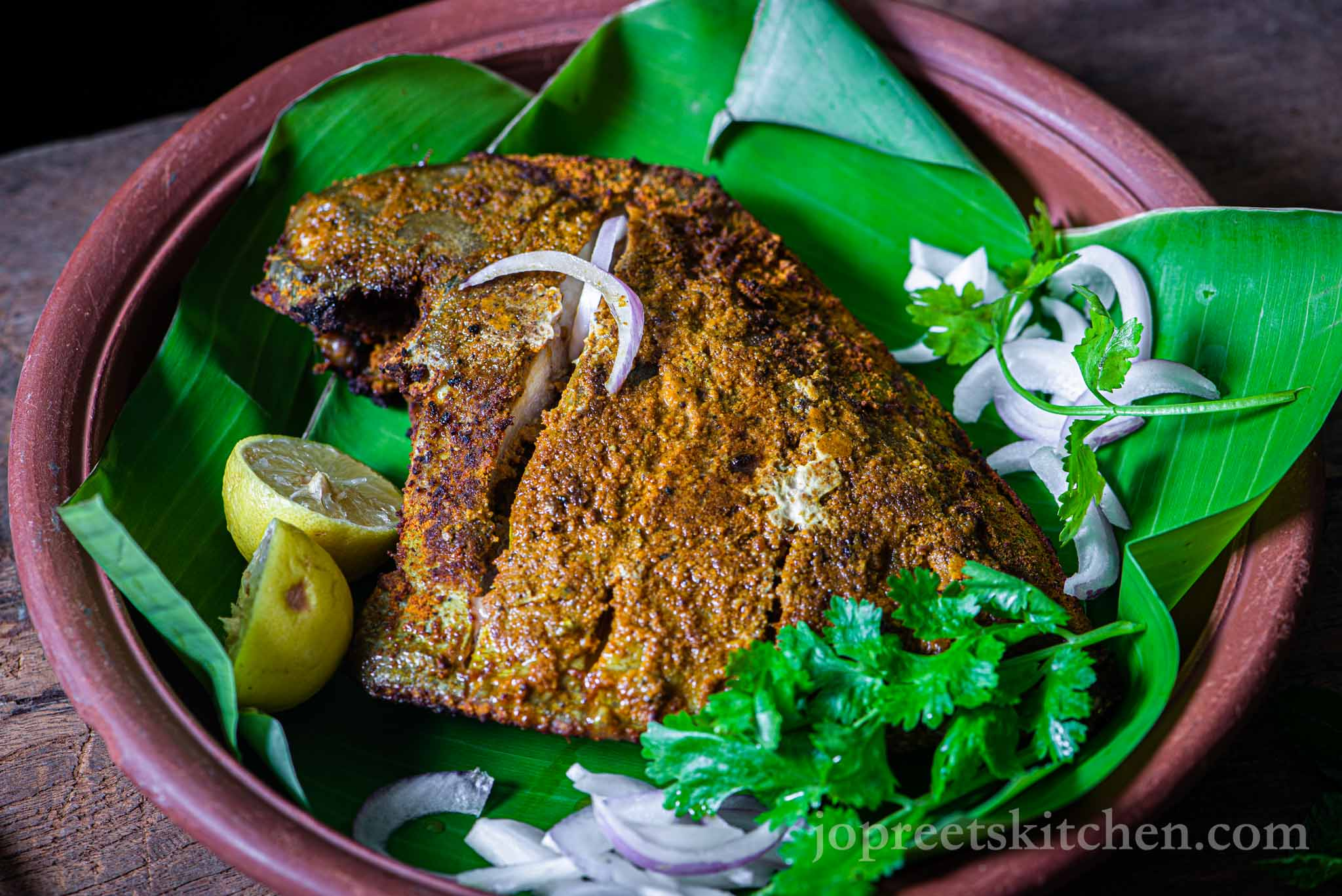 Whole Grilled Pomfret   Easy Grilled Fish Recipe