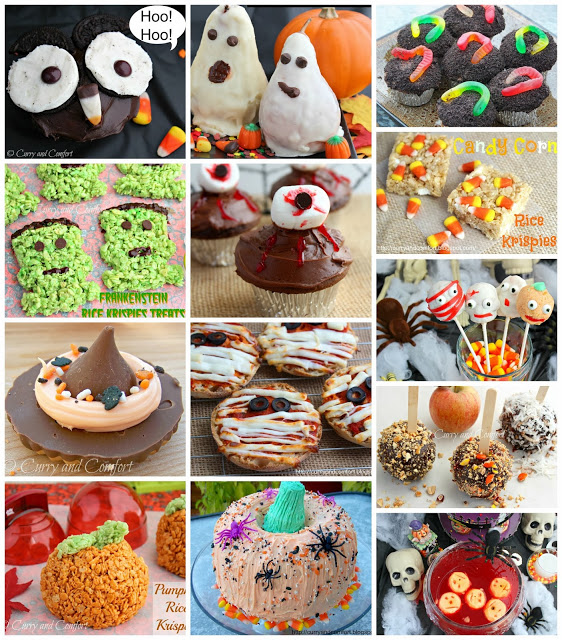 Halloween Recipes 2018