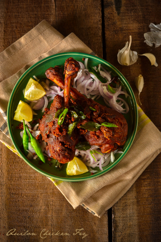 Quilon chicken Fry