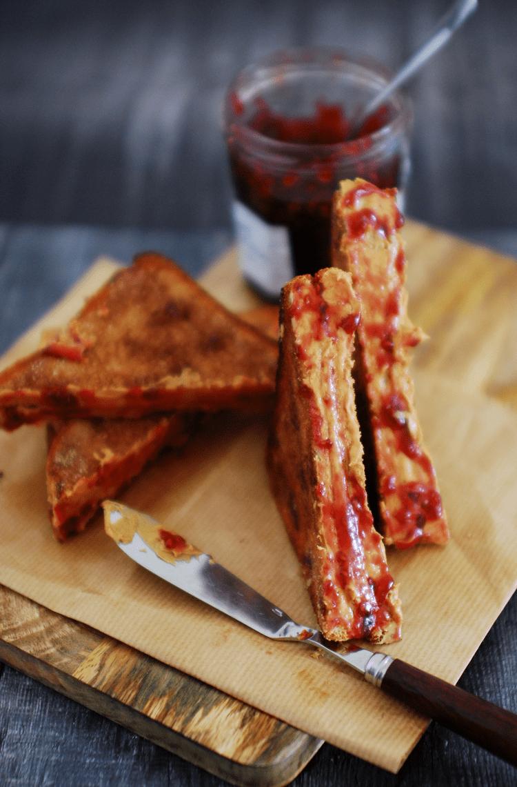 Cinnamon Toast PB & J
