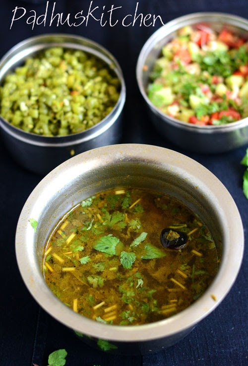Mint Rasam-Pudina Rasam Recipe