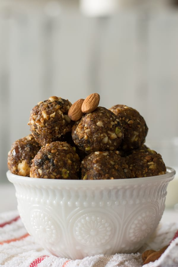 Dry Fruit Laddu Recipe