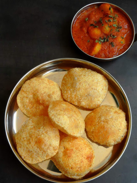 Club Kachori/Kolkata Style Club Kachori