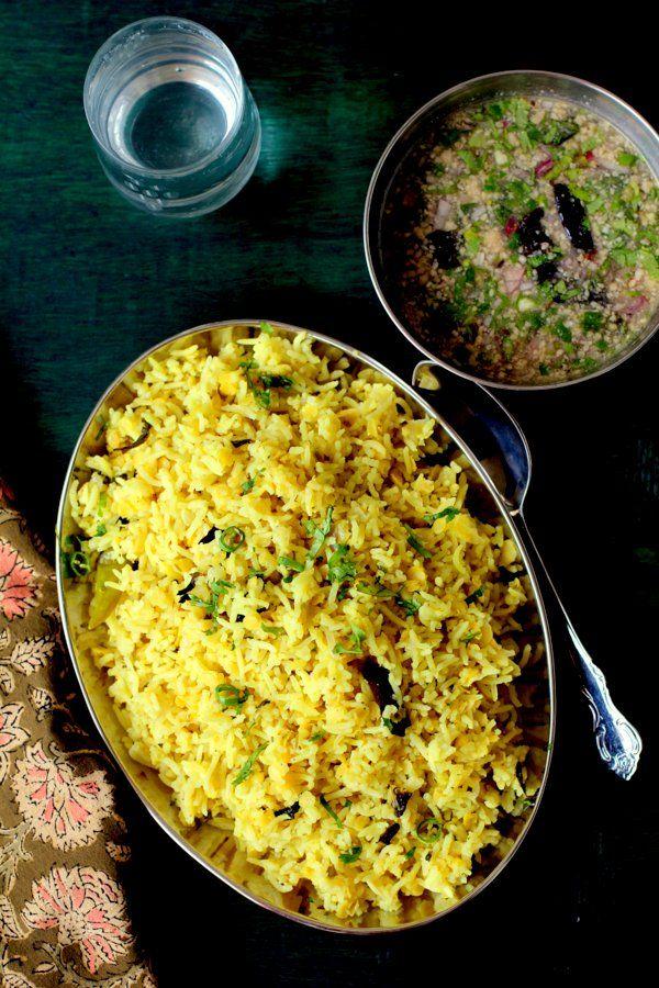 Hyderabadi khichdi recipe