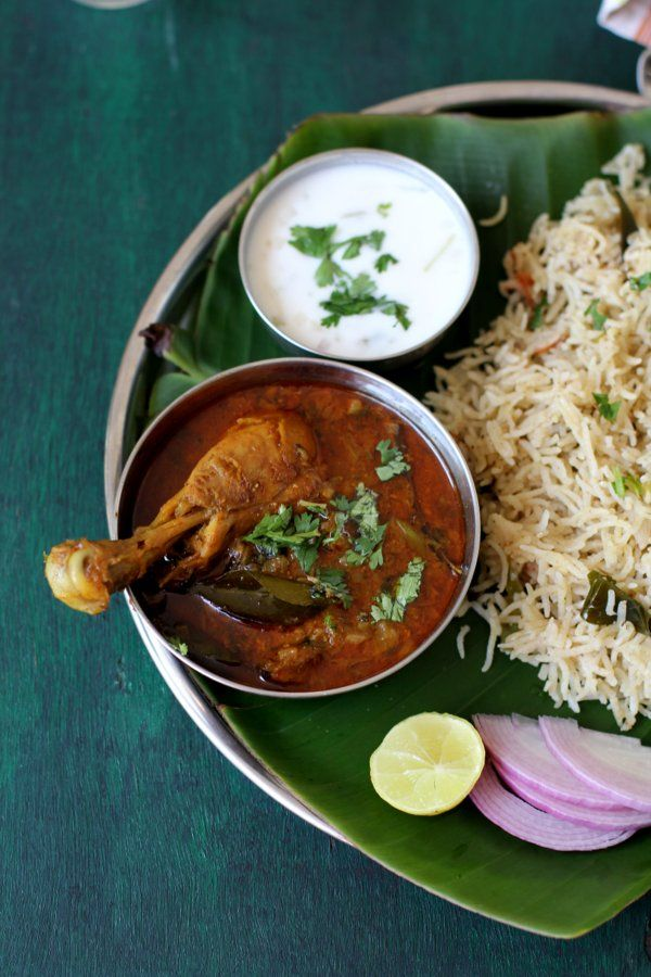 Spicy chicken curry recipe
