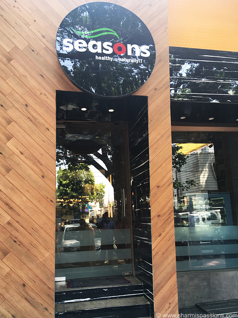 Seasons cafe review – A venture by Pazhamudhir,Coimbatore