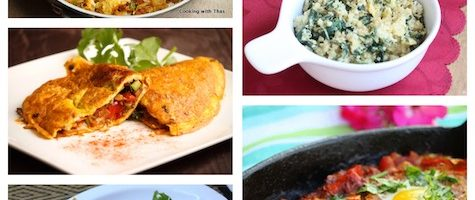 5 Healthy Weekday Breakfast Egg Recipes