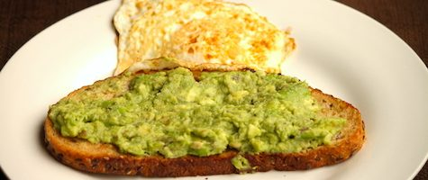 Healthy and Easy Avocado Toast- Healthy Breakfast Recipe
