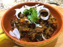 Instant Pot Pressure Cooked Beef & Stir Fried- Kerala Style Beef Roast