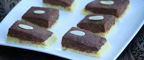 10 minute Easy Microwave Barfi Recipe Easy Khoya Barfi Recipe