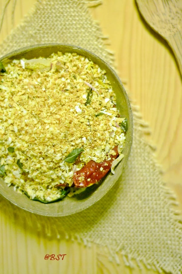 Varutha Thenga | Roasted Coconut for Curries